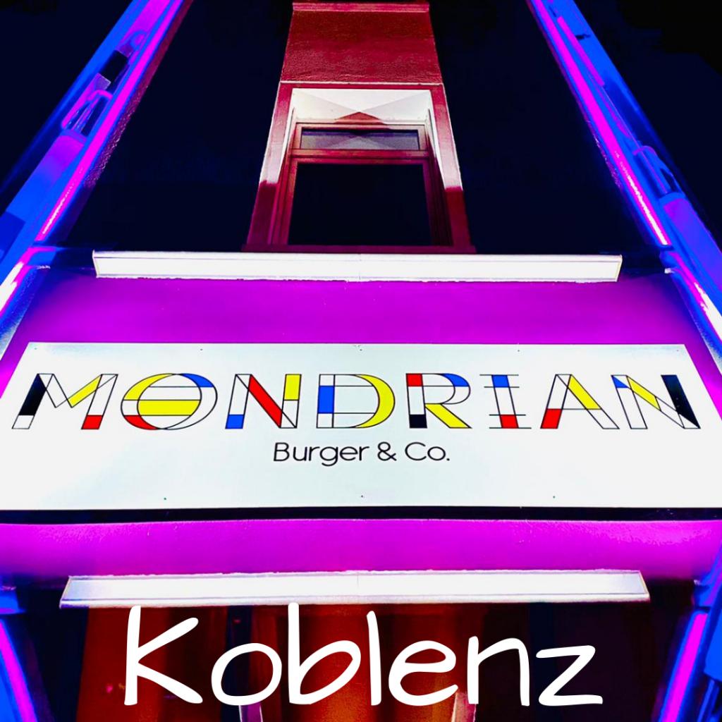Mondrian Burger & Co