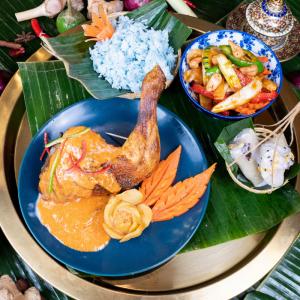 Samrab Thai Box Hähnchen
